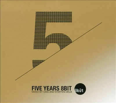Five Years: 8bit Records