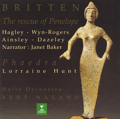 Britten: The Rescue of Penelope; Phaedra