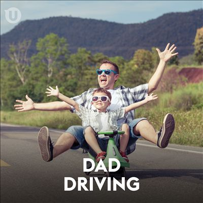 Dad Driving