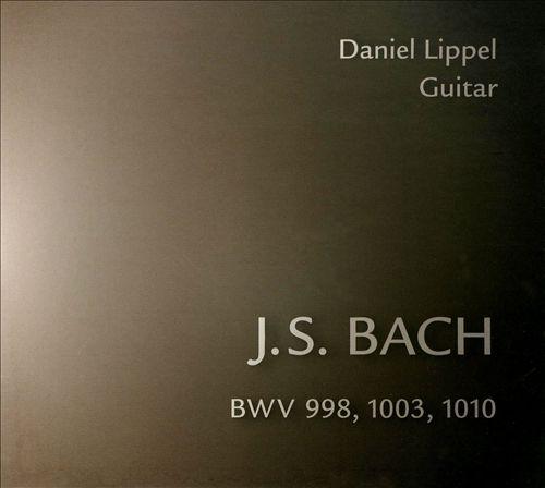 Daniel Lippel Plays Bach