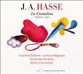 Johann Adolph Hasse: La Contadina