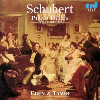 Schubert: Piano Duets, Vol. 4