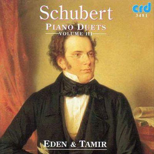Schubert: Piano Duet, Vol. 3