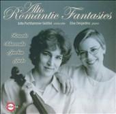 Romantic Fantasies for Viola