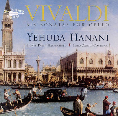 Vivaldi: Six Sonatas for Cello