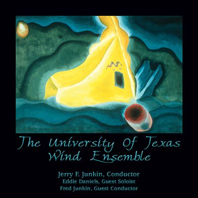 University of Texas Wind Ensemble: 2002 Texas Music Educators