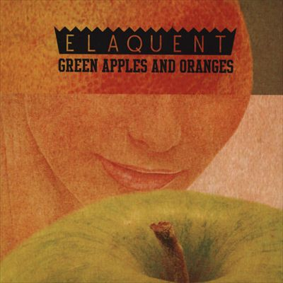 Green Apples and Orange