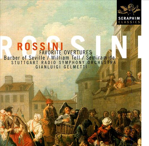 Rossini: Favorite Overtures