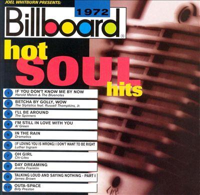 Billboard Hot Soul Hits: 1972