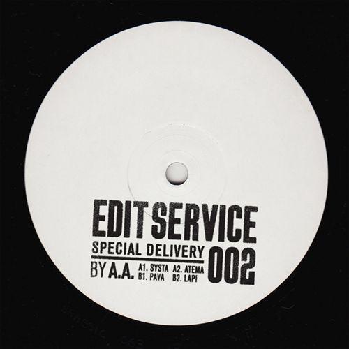 Edit Service 002: Special Delivery
