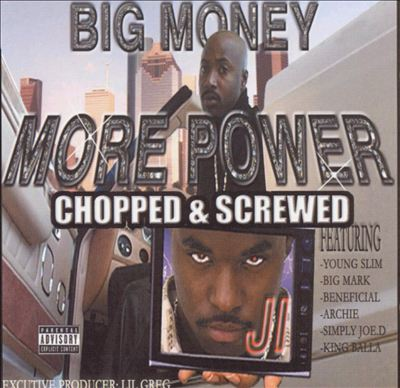 Big Money More Power (Chopped & Screwed)