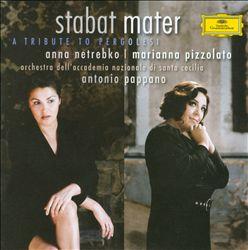 Stabat Mater: A Tribute to Pergolesi
