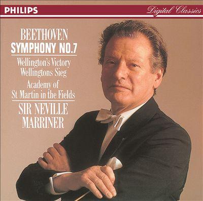Beethoven: Symphony No.7; Wellington's Victory