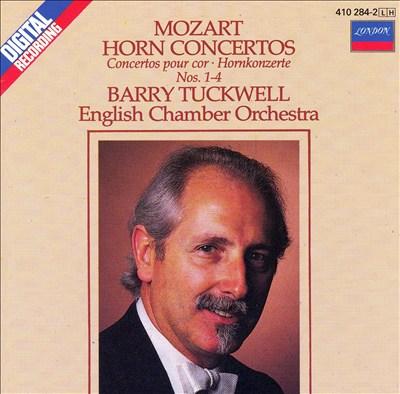 Mozart: Horn Concertos Nos. 1-4