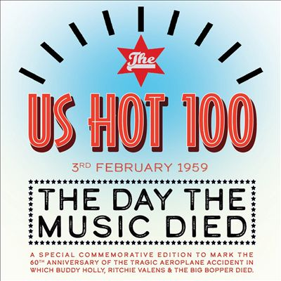 The US Hot 100, 3rd Feb. 1959: The Day the Music Died