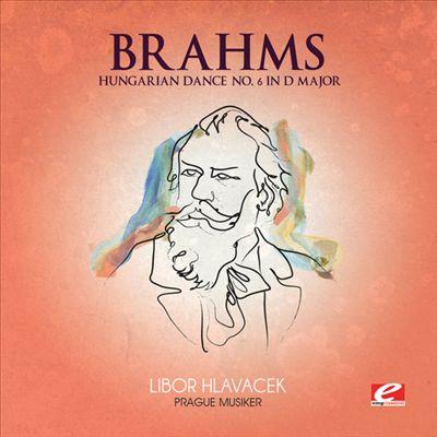 Brahms: Hungarian Dance No. 6 in D major