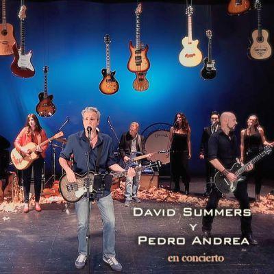 David Summers y Pedro Andrea en Concierto (En Directo)