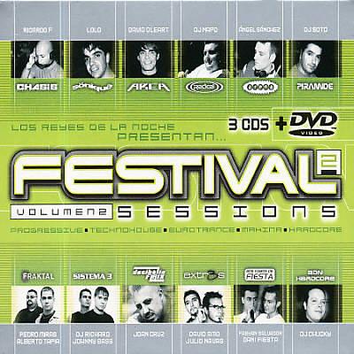 Festival Sessions, Vol. 2 [DVD]