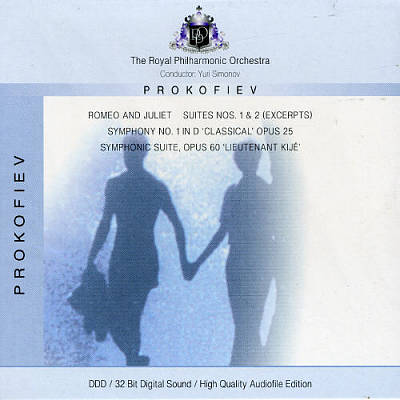 Prokofiev: Romeo & Juliet (Excerpts); Symphony No. 1; Etc. [Germany]