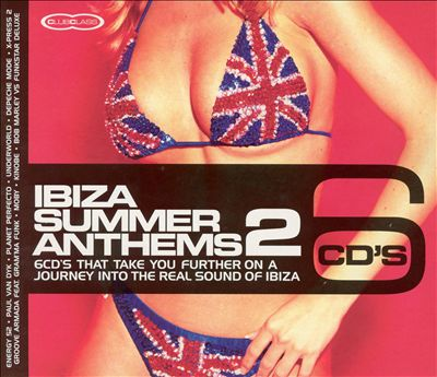 Ibiza Summer Anthems, Vol. 2 [Club Class]