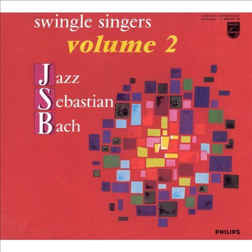 Jazz Sebastian Bach, Vol. 2
