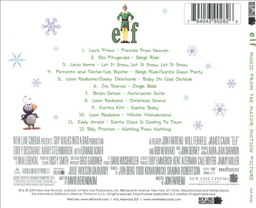 Elf [Original Motion Picture Soundtrack]