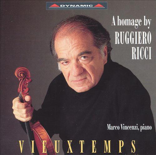 Vieuxtemps: A homage by Ruggiero Ricci