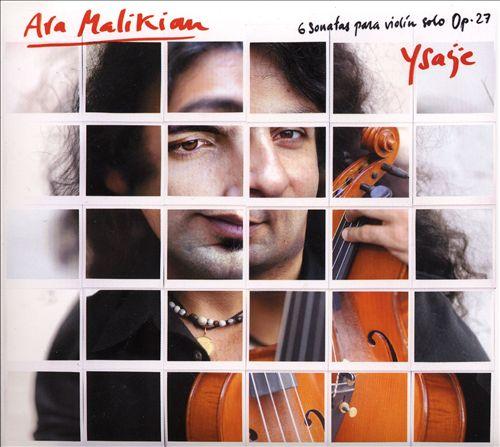 Ysaye: 6 Sonatas para Violin Solo, Op. 27