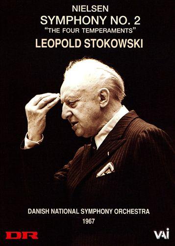 "Nielsen: Symphony No. 2 ""The Four Temperaments"" [DVD Video]"