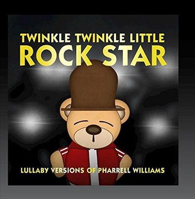 Lullaby Versions of Pharrell Williams