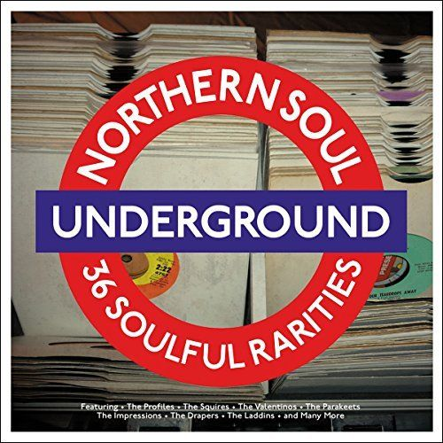 Northern Soul Underground: 50 Rarities
