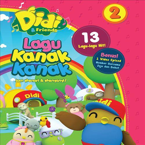 Didi & Friends Lagu Kanak-Kanak, Vol. 2
