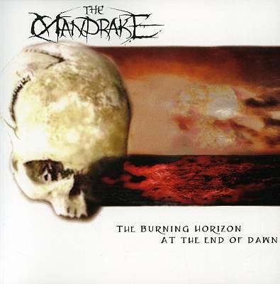 Burning Horizon at the End of Dawn