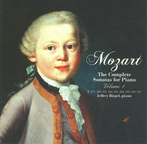 Mozart: The Complete Sonatas for Piano, Vol. 1