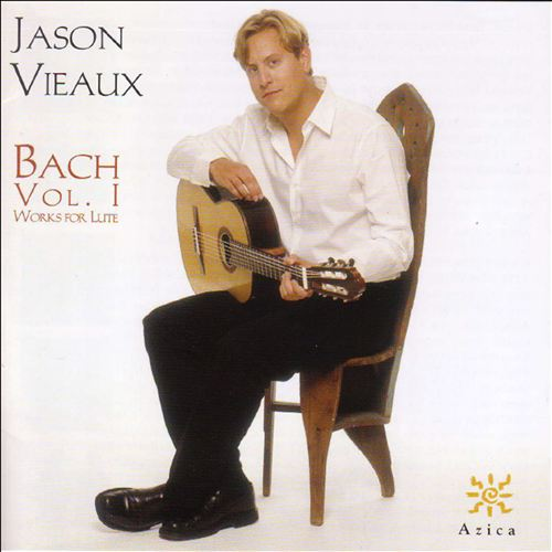 Bach: Works for Lute, Vol. 1