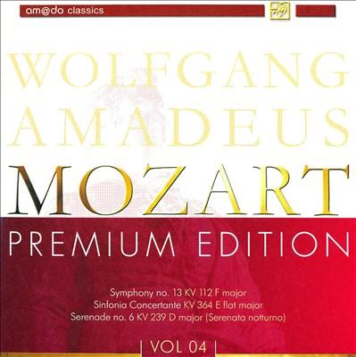 Mozart: Premium Edition, Vol. 4