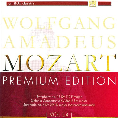 Mozart: Premium Edition, Vol. 4