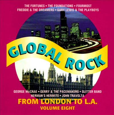 Global Rock, Vol. 8: From London to L.A.