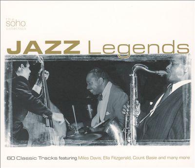 Jazz Legends [Rerooted]