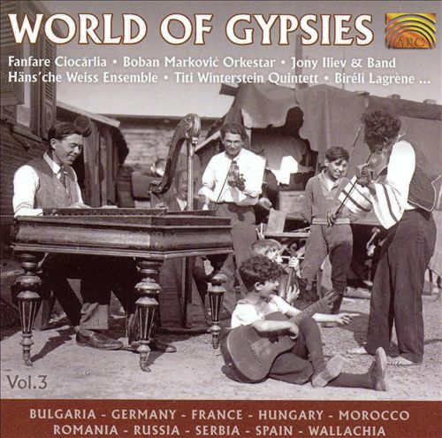 World of Gypsies, Vol. 3