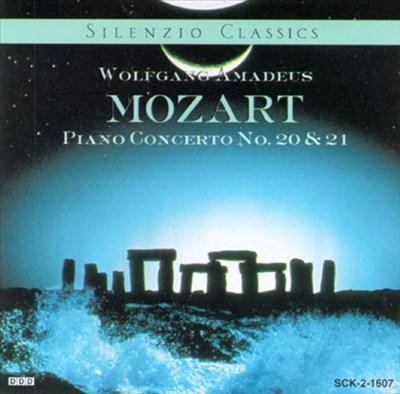 Mozart: Piano Concerto No.20 & 21/Rondo in D Major
