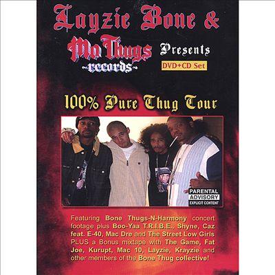 100% Thug Tour [DVD/CD]