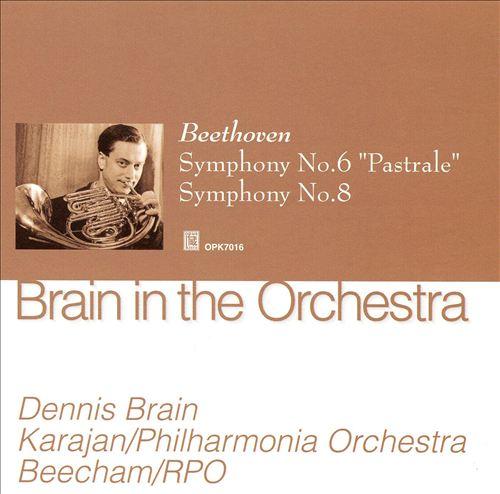 "Beethoven: Symphony No. 6 ""Pastorale""; Symphony No. 8"