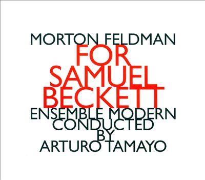 For Samuel Beckett