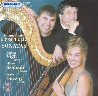 Krumpholtz: Sonatas