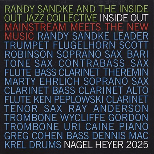 Randy Sandke - Inside Out