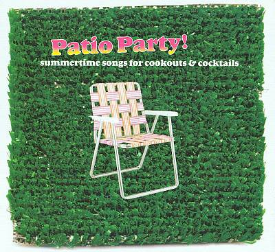 Patio Party!