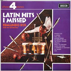 Latin Hits I Missed