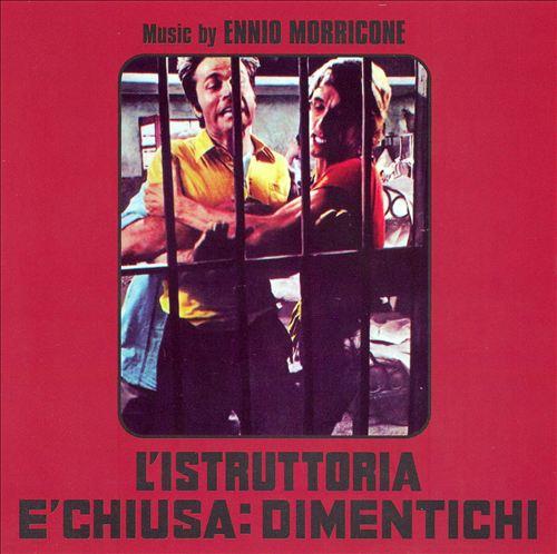 L' Istruttoria E'Chiusa: Dimentichi [Original Soundtrack]