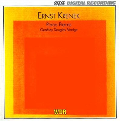 Krenck: Piano Pieces